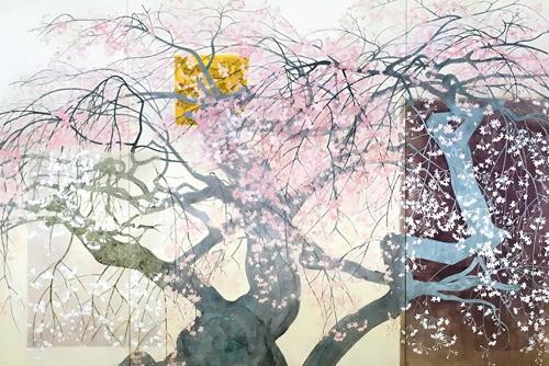 日本画さくら