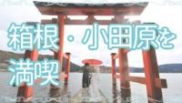 箱根・小田原を満喫