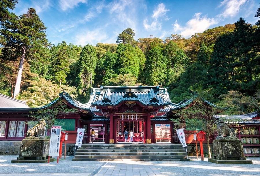 【和心亭 豊月】箱根神社×宿泊付きプラン