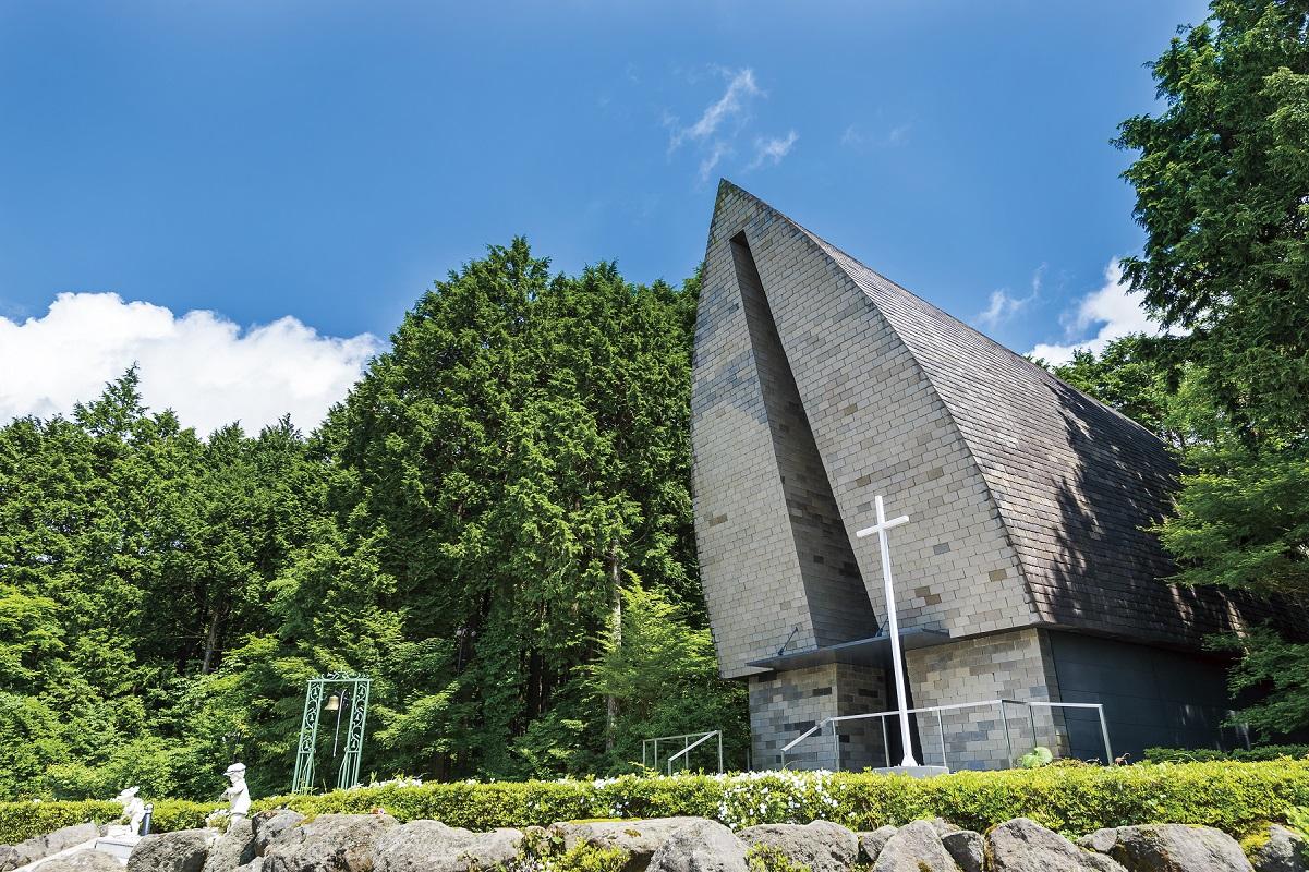 ホテルグリーンプラザ箱根・箱根の森高原教会