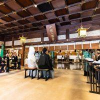 平塚八幡宮ウェディング
