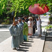 【平塚八幡宮】<br/>湘南 雅楽の音色に包まれて<br/>お得な和婚プラン おすすめポイント