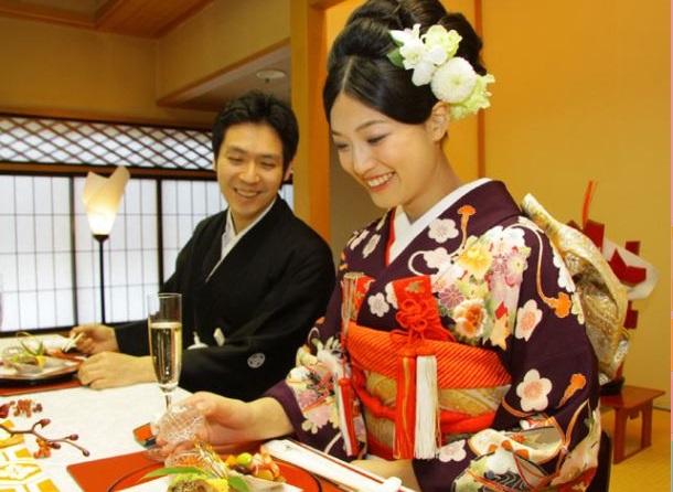 鎌倉の贅沢な風景に囲まれて結婚式【鉢の木】おもてなし和婚プラン