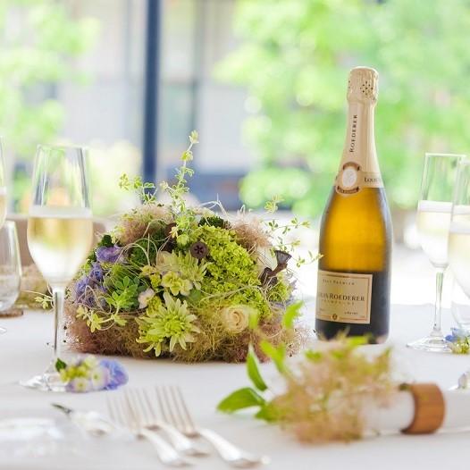 美味しいお料理で家族も大満足! おもてなし重視のカップルおすすめ☆ レストラン&箱根神社ウェディング