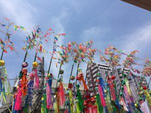 湘南らしい街全体で祝福する結婚式「七夕ウェディング」