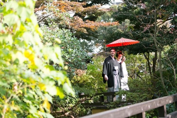 趣ある和婚の写真に<br />こだわりたいおふたりに