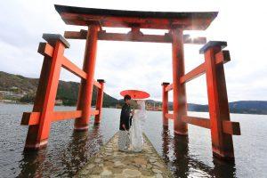 箱根神社挙式プランについて