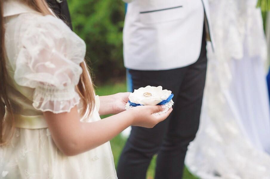パパママキッズ婚にも!<br />家族で結婚式をしたいおふたり
