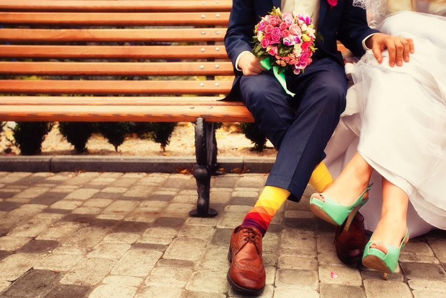 他にはない!オリジナルの<br />結婚式をしたいおふたり