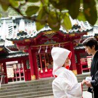 箱根神社結婚式