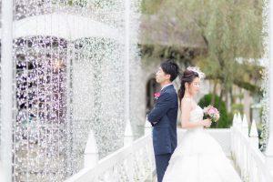 箱根ガラスの森美術館フォトウェディング×箱根観光
