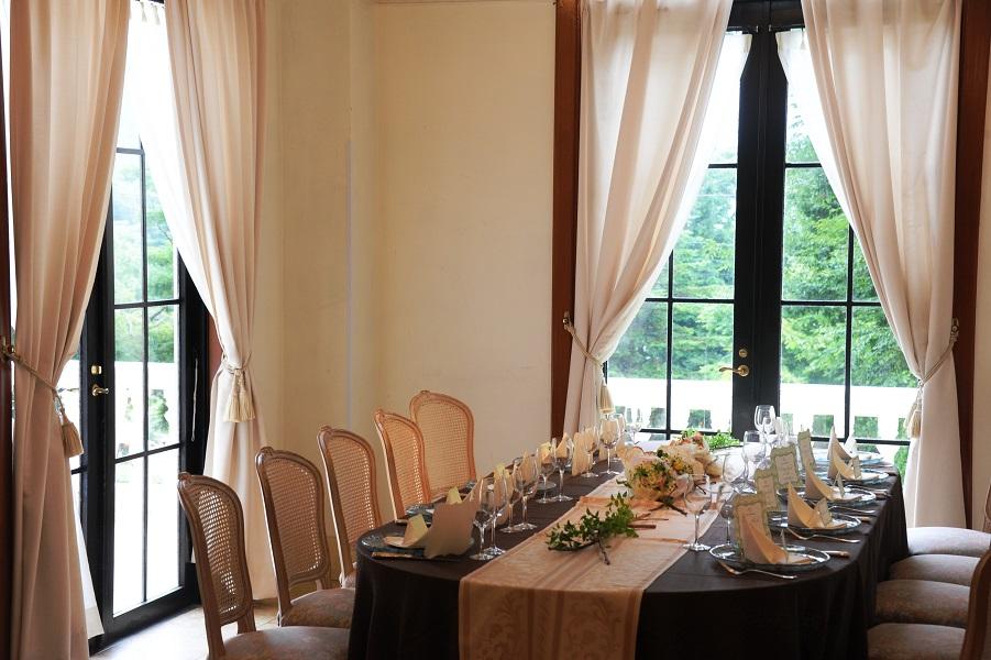 【オーベルジュ オー・ミラドー】<br/>最高の思い出に ご家族や親しい方だけで美食パーティー婚プラン
