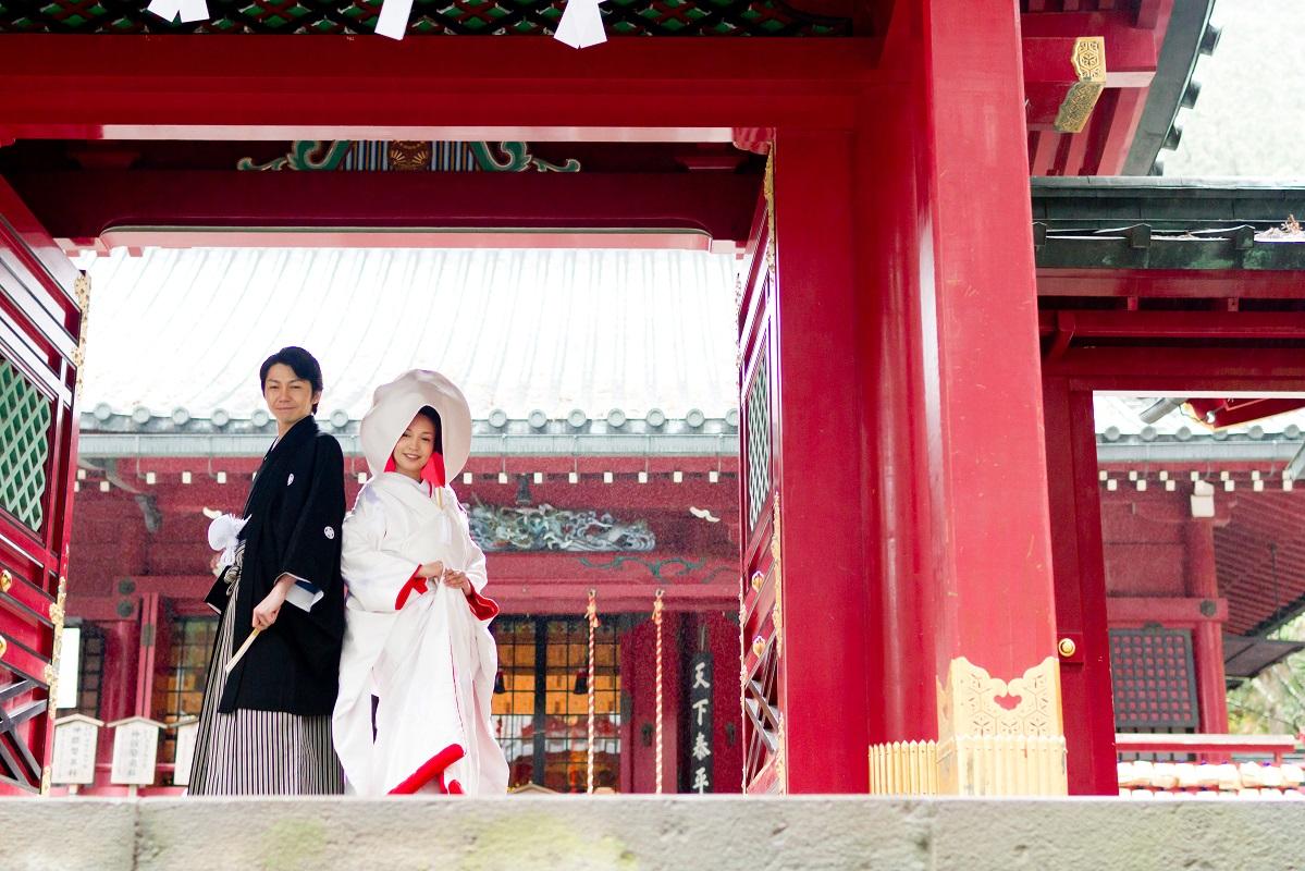 【吉池旅館】神社挙式×宿泊プラン
