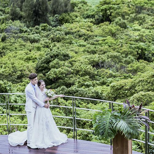 【LE CANA MOTOBU】<br/>2泊3日のプライベートリゾート<br/>ウェディングプラン おすすめポイント