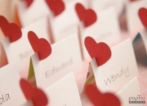 「席札 バレンタイン」の画像検索結果