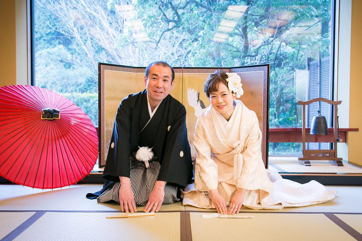 『宿泊つき箱根神社ウェディング』<br/>1日の流れ