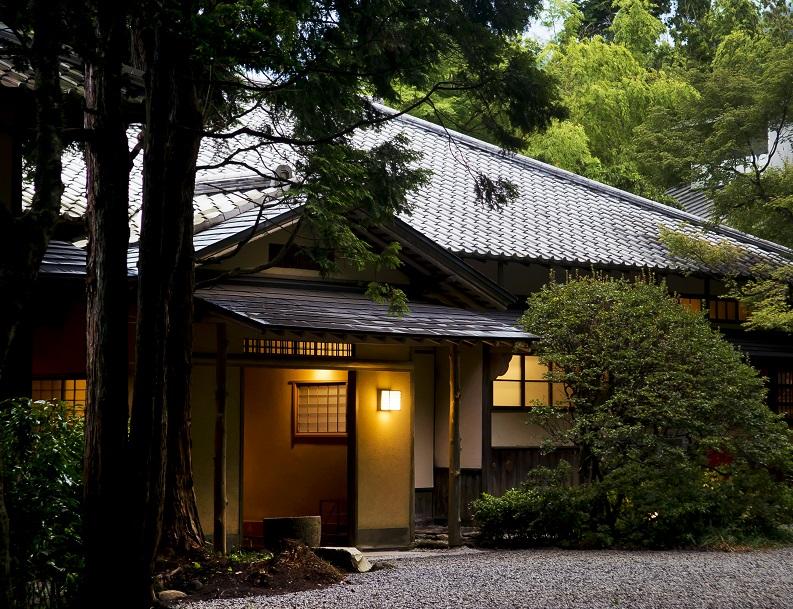 【箱根リトリート villa 1/f】<br/>箱根神社×宿泊付きプラン