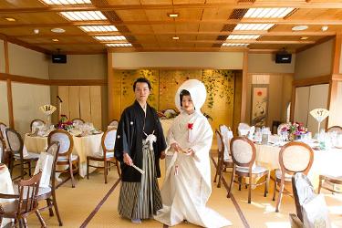 大人花嫁おすすめ!<br />美食でおもてなし<br />鎌倉レストランウェディング