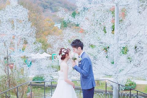 輝くガラスが最高にロマンチック♡ガラスの森美術館