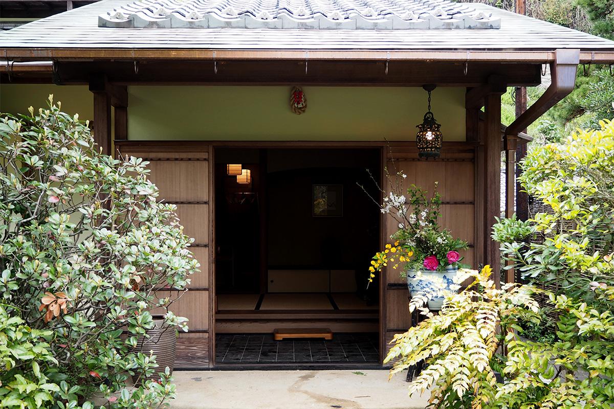 鎌倉の邸宅<br/>長谷別邸‐KAMAKURA-