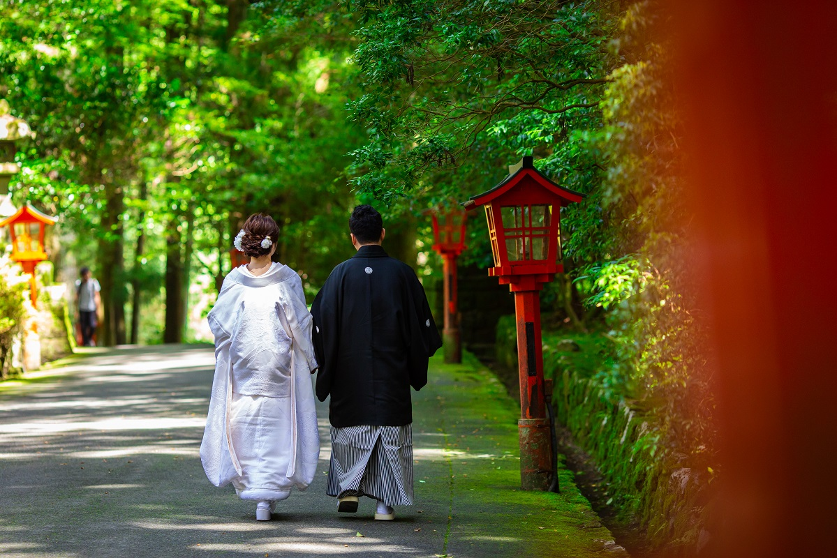 【箱根神社】<br>仙郷楼 宿泊付き