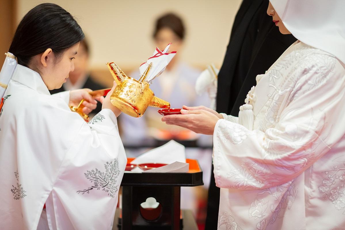 【ススキの原 一の湯】神社挙式×宿泊プラン