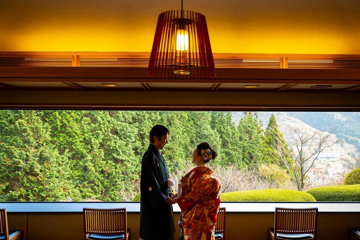 【和心亭 豊月】<br>箱根神社×宿泊付きプラン