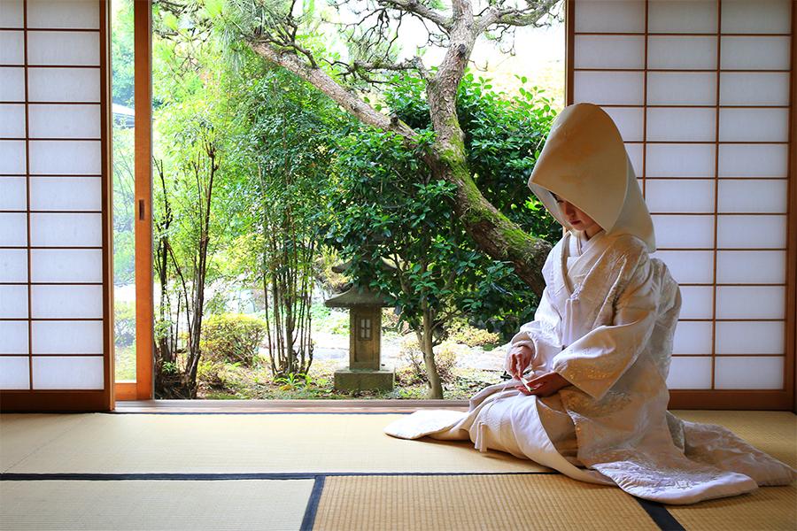【あたみ 石亭】<br/>伊豆山神社挙式×宿泊付きプラン