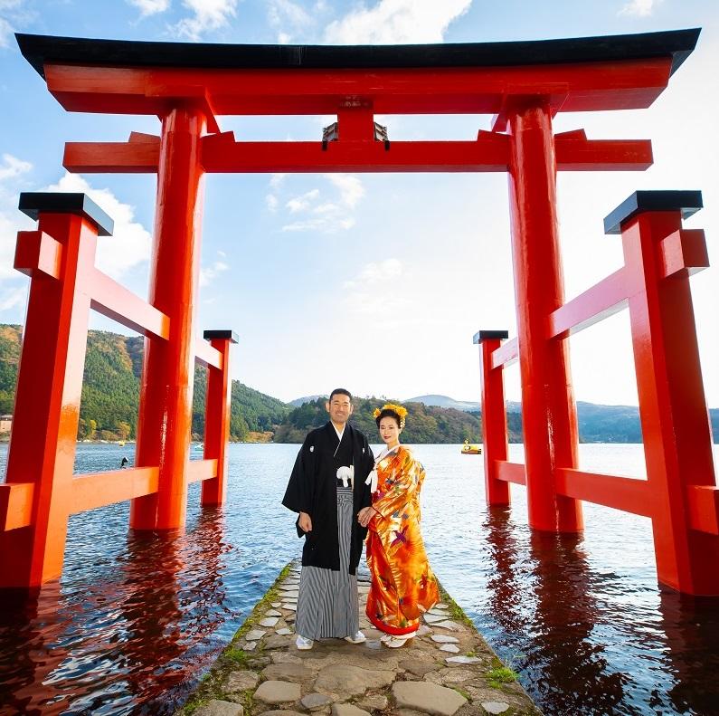 【箱根神社】挙式のみ安心パックプラン おすすめポイント