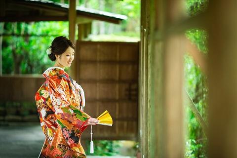 【宿泊付】旅館orホテル<br/>箱根神社ウェディング