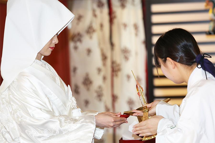 来宮神社挙式×お食事会プラン