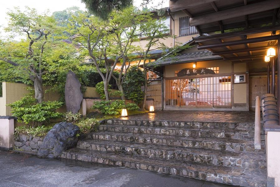 【熱海 大観荘】<br/>来宮神社挙式×宿泊付きプラン