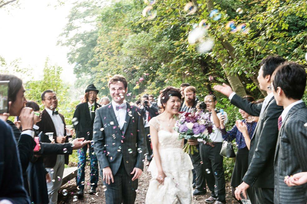 農園×自然を贅沢に満喫<br/>DayTime Wedding