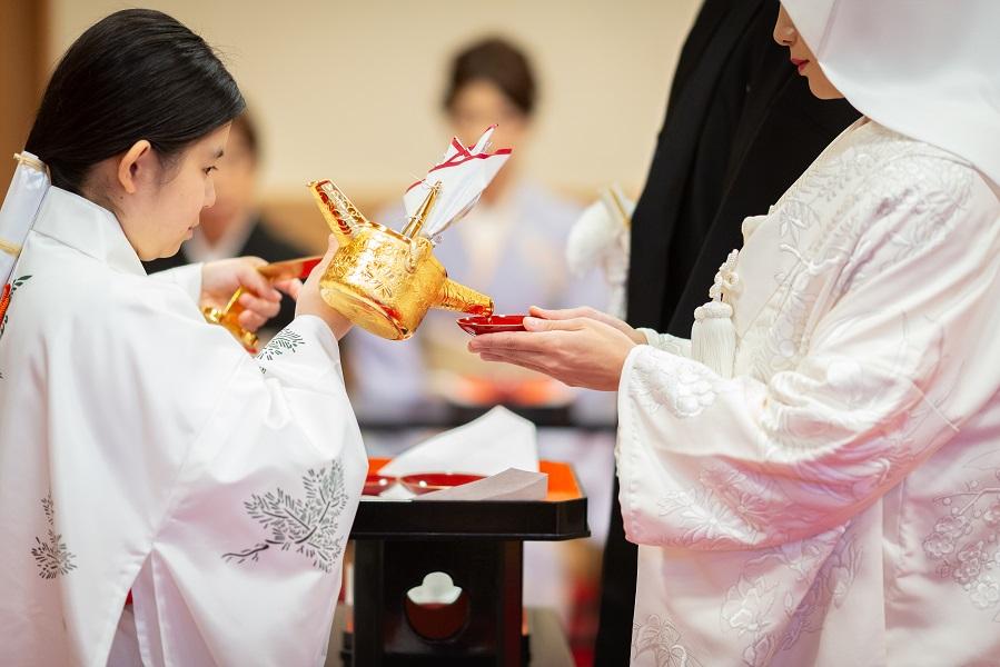 【箱根】神前式+旅館会食プラン