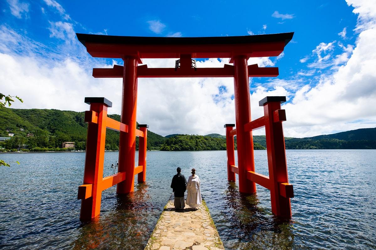 箱根神社「結婚式」詳細について