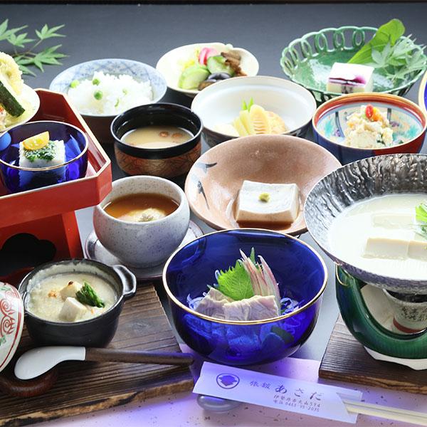 【旅館 あさだ】<br/>神社挙式×食事会プラン おすすめポイント