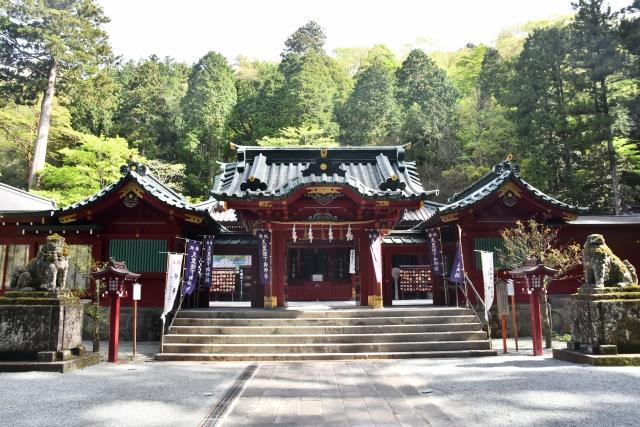 ◆箱根神社について◆