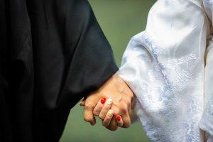 ◆観光Wedding熱海ver.◆<BR>伊豆山神社de神前式×石亭de旅館ウエディング×熱海観光