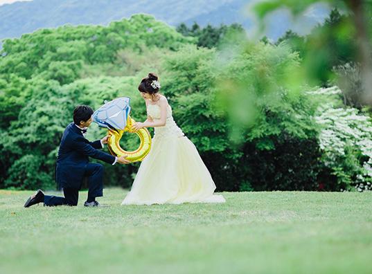 『今までの結婚式で一番楽しかったね』って言ってもらえる結婚式を。 みんなで笑って、みんなで泣いて<br/>そんな結婚式を一緒にしませんか?