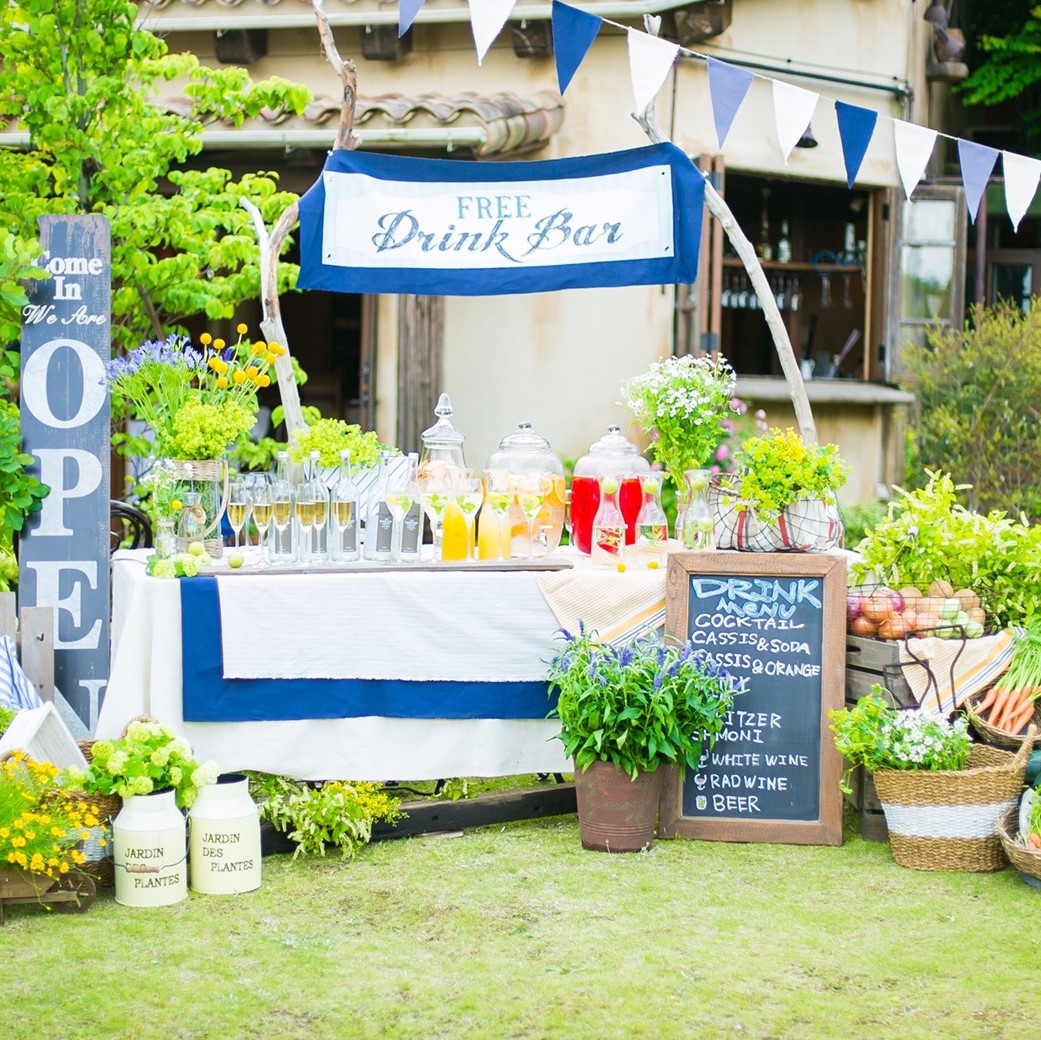 【ローストビーフの店鎌倉山】ガーデン挙式プラン おすすめポイント