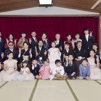 箱根神社結婚式×2泊3日家族旅行♥