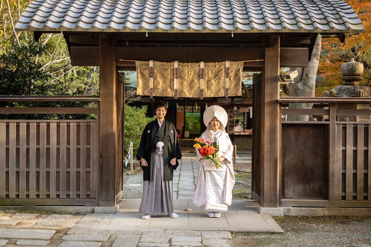 【ローストビーフの店 鎌倉山】神前式挙式プラン