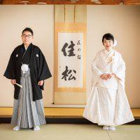 箱根神社結婚式×ふたり婚♥