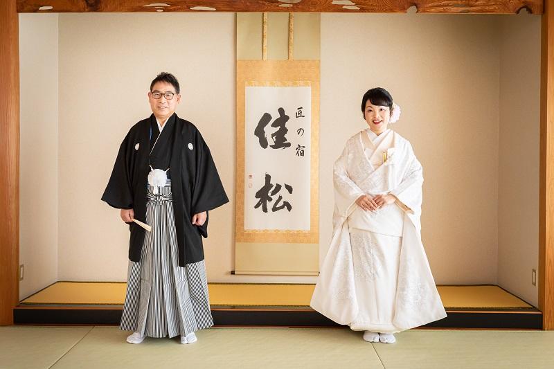 箱根神社でのふたり挙式、一生の記念となる結婚式になりました!( S 様)