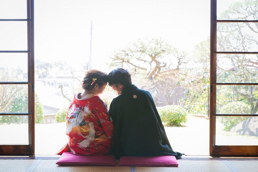 【鎌倉古今】 宿泊付フォトウェディングプラン