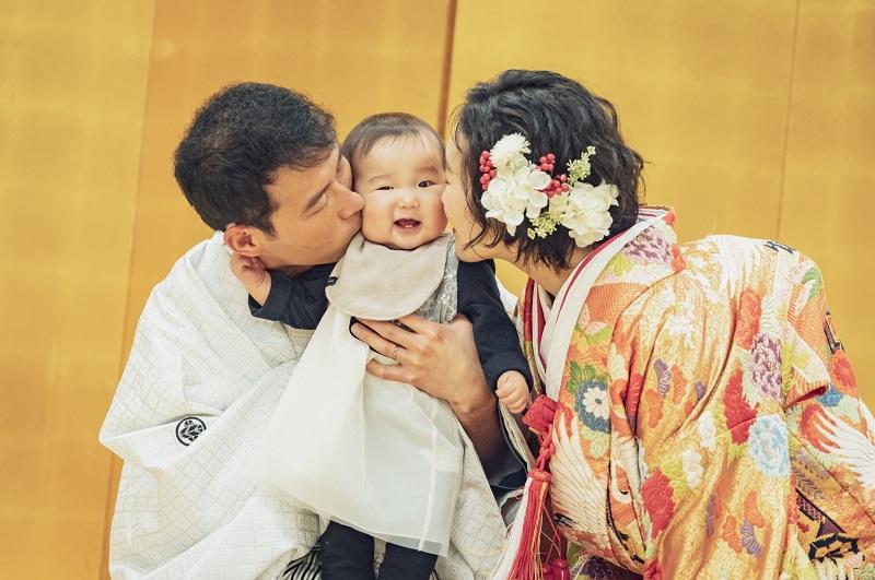 コロナ延期を乗り越え叶えた子供と一緒の想い出の結婚式(S様)