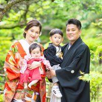 箱根神社結婚式×パパママ家族婚♥