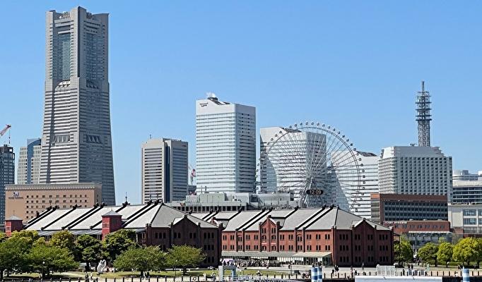 おしゃれな街・横浜が<br/>大好きなおふたりに