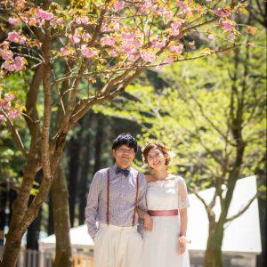 ◆観光Wedding~キャンプ場ウェディングver~◆ <BR>桃沢野外活動センター×沼津・三島観光