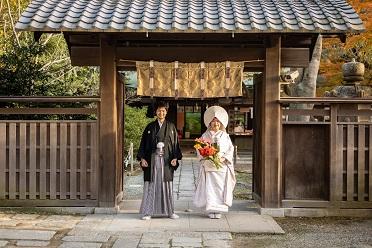 【ローストビーフの店 鎌倉山】<br/>神前式挙式プラン
